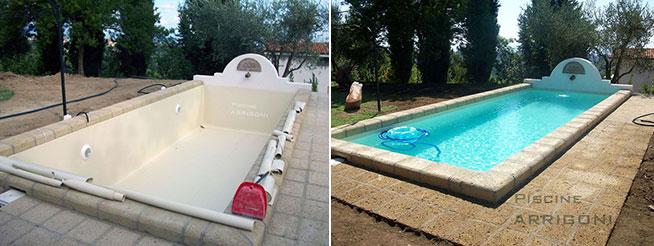 Guaina per piscina prezzi pannelli decorativi plexiglass for Piscina fuori terra prezzi